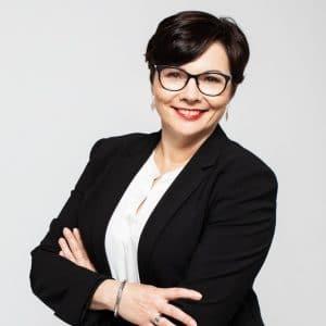 MTV Uutisten entinen päätoimittaja, tietokirjailija ja johtajanainen Anu Kuistiala.